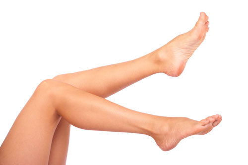 How to Make Bare Legs Prettier After 50
