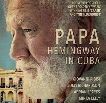 Hemingway in Cuba - Here's the Movie Trailer