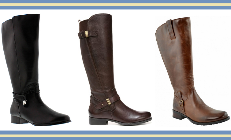Wide Widths Boots - Great Style and Fit for Women Over 50
